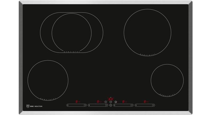 """כיריים אינדוקציה דגם GK46TIABS ארבעה מוקדים רוחב: 77 ס""""מ"""
