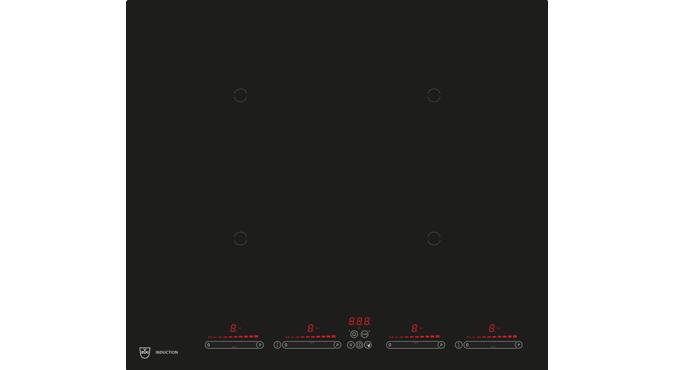 """כיריים אינדוקציה דגם GK46TIMS ארבעה מוקדים רוחב: 58 ס""""מ"""