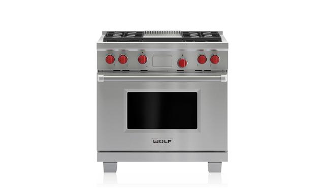 """תנור בישול ואפייה פירוליטי משולב גז וחשמל דגם ICBDF364G רוחב: 91 ס""""מ"""