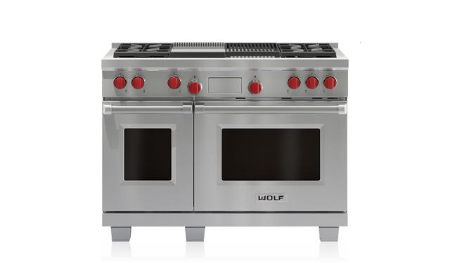 """תנור בישול ואפייה פירוליטי משולב גז וחשמל דגם ICBDF484CG רוחב: 120 ס""""מ"""